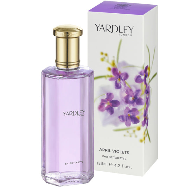 April Violets Eau de Toilette 50ml