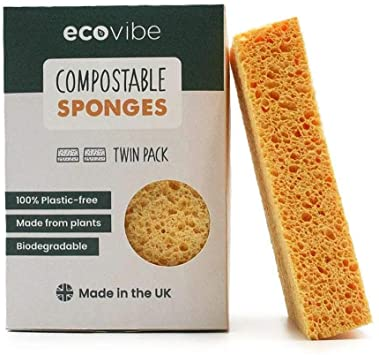 Eco Vibe - Compostable Sponge