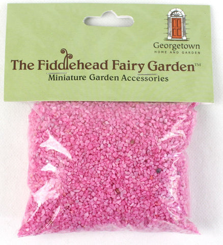 Fiddlehead Candy Pink Gravel
