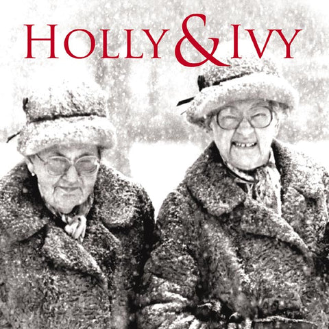 'Holly and Ivy' Christmas Cards