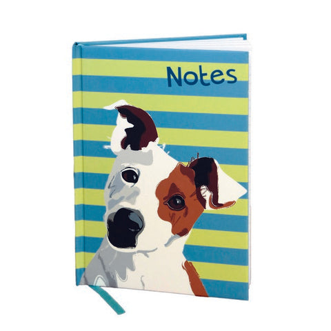 'Jack Russell' Chunky Notepad
