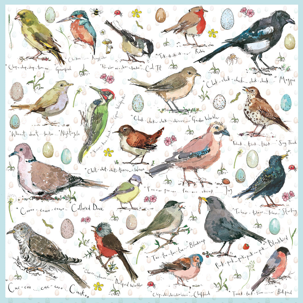 Otterhouse Bird Song Jigsaw Puzzle