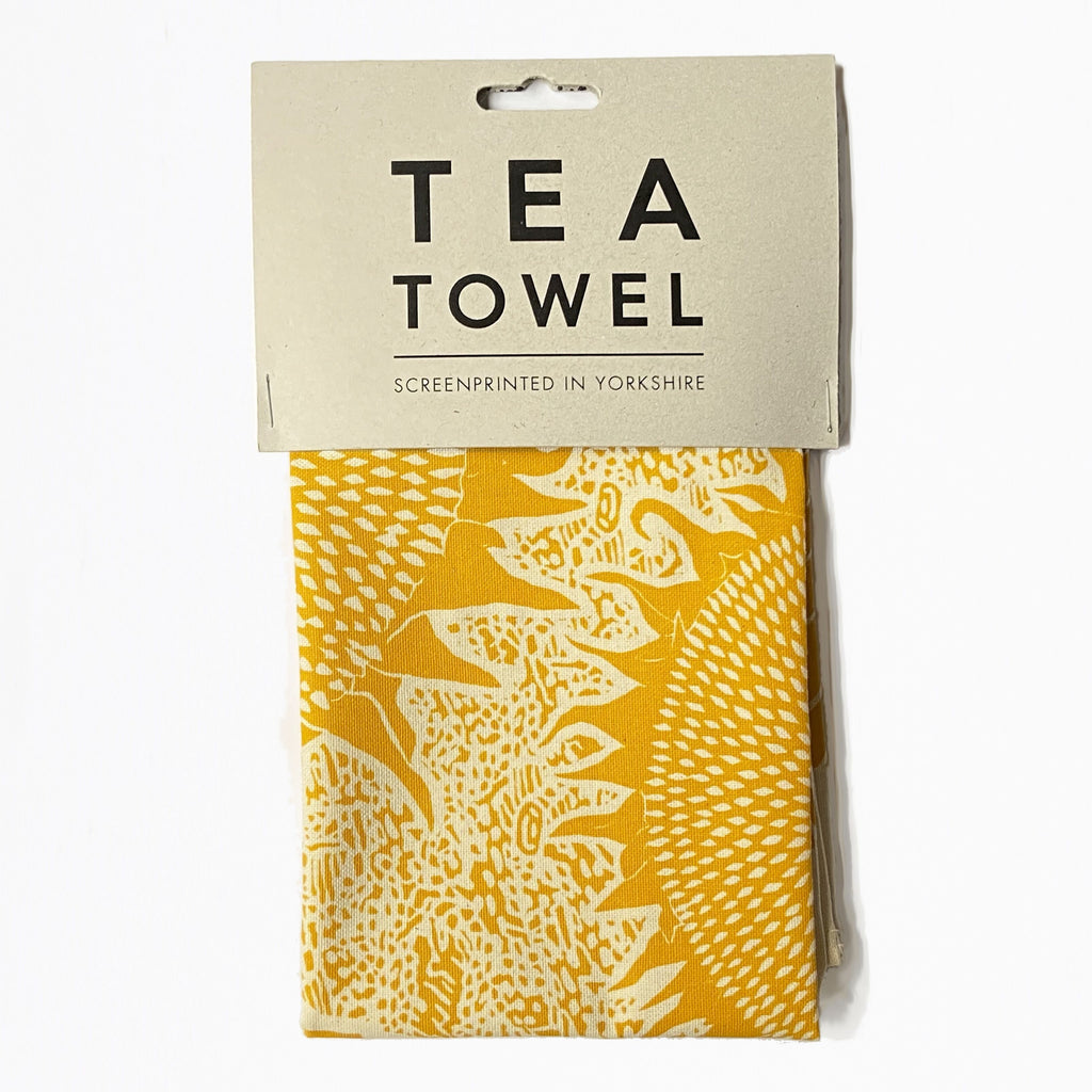Studio Wald - Sunflower Tea Towel