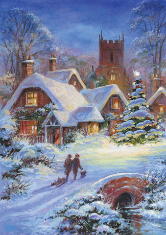 Christmas Holiday Jigsaw Puzzle