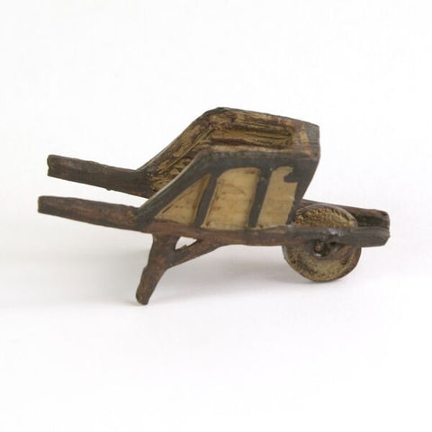 Fiddlehead Wheelbarrow