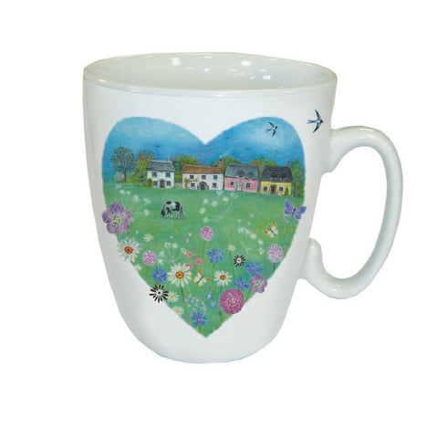 Country Lanes Mug 'Village Green'