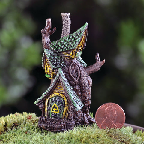 Fiddlehead Micro-Mini Tree House