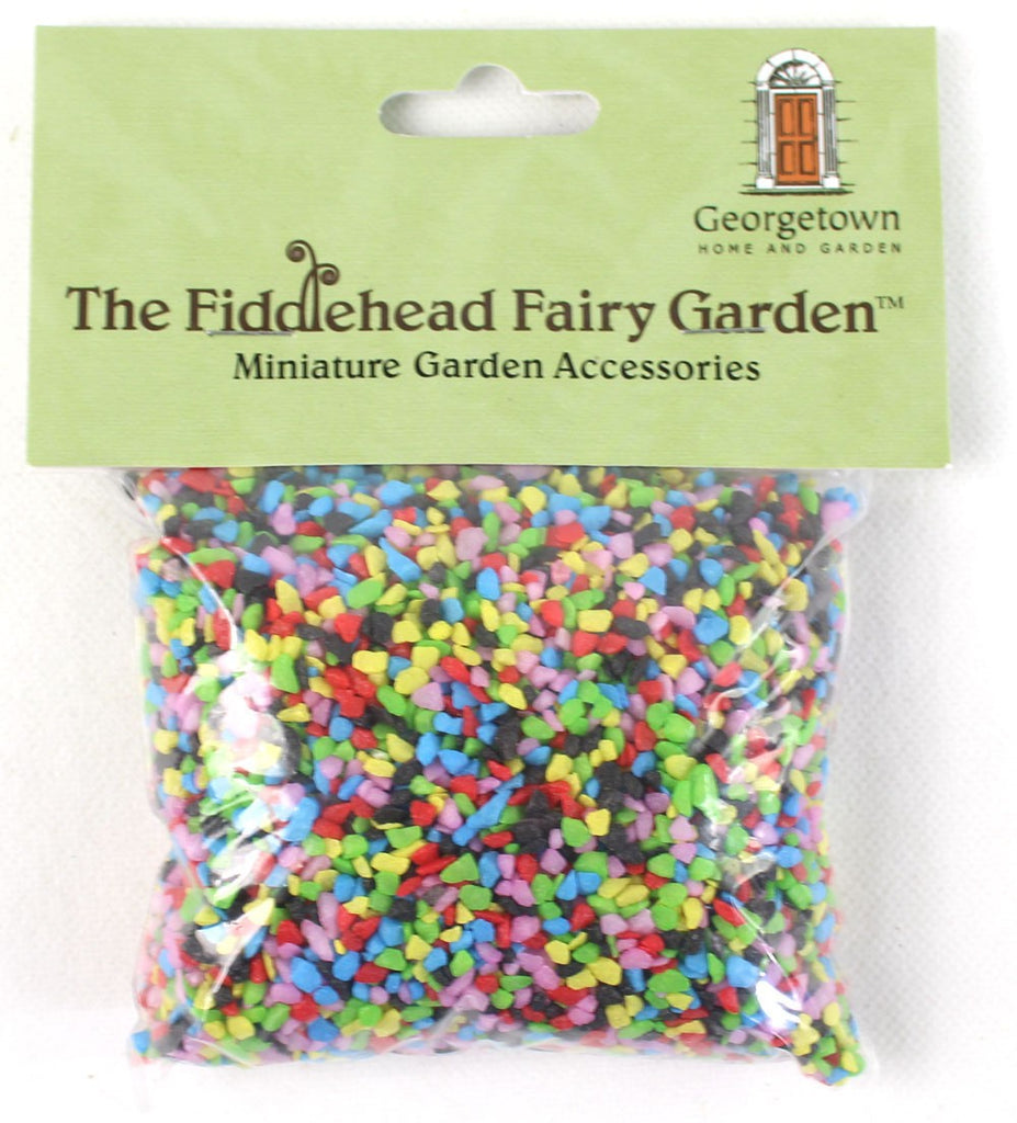 Fiddlehead Rainbow Gravel