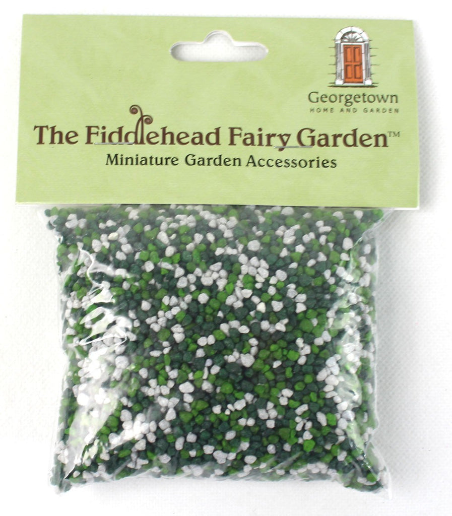 Fiddlehead Grass Mix Gravel