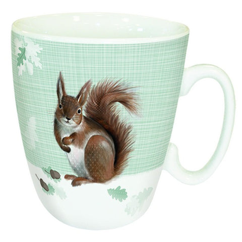 Squirrel RSPB Mug
