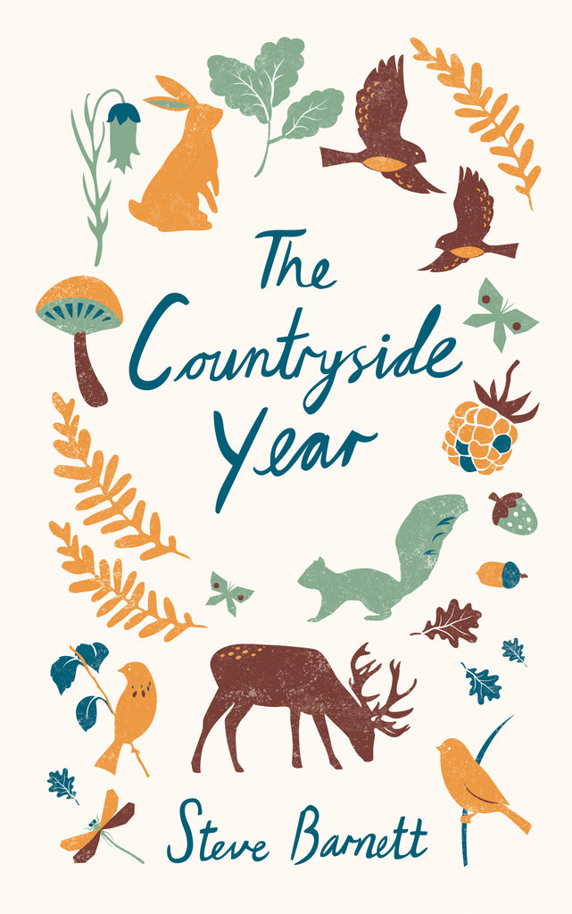 Book - The Countryside Year by Stephen Barnett