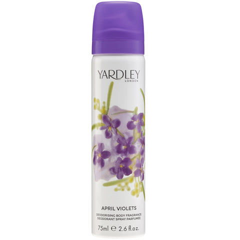 April Violets Body Spray
