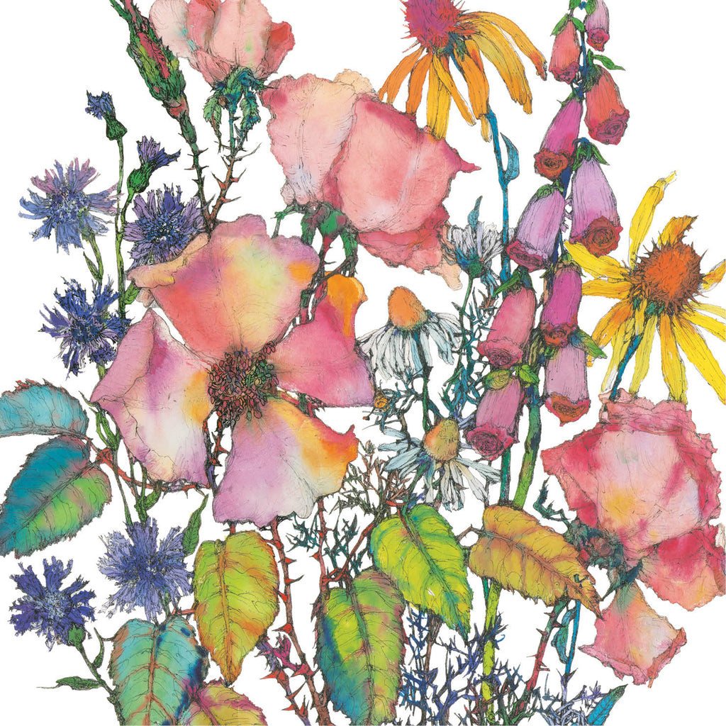 Sofia Perina-Miller Card - Summer Bunch