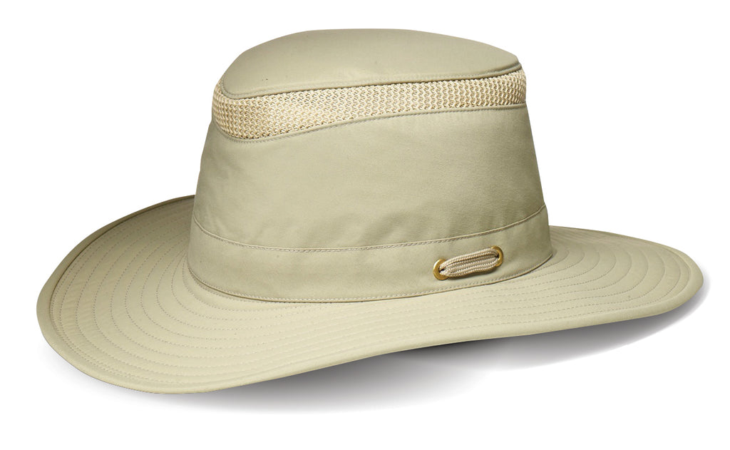 Tilley Khaki Broad Brim Airflo Hat