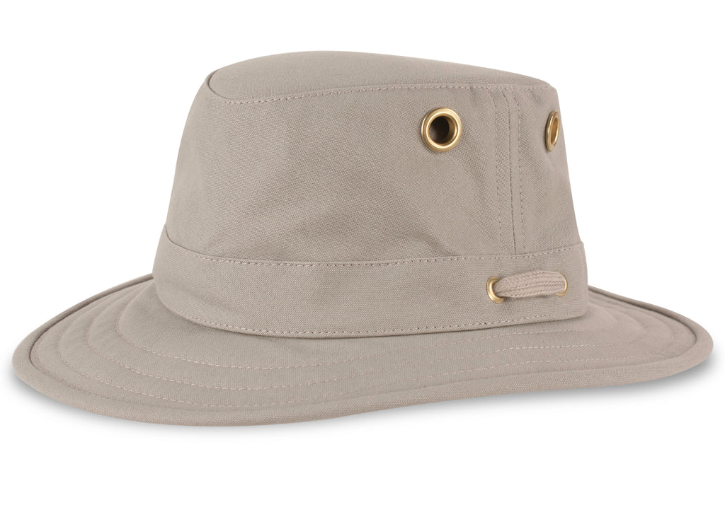 Tilley Khaki T5 Cotton Duck Hat