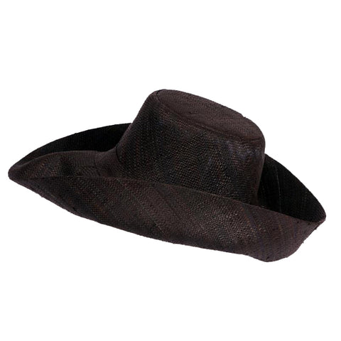Madaraff Medium brim Black
