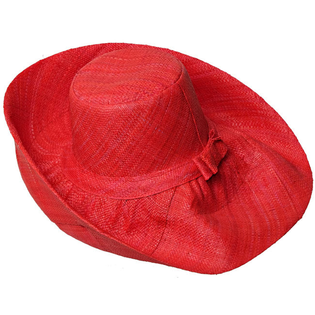 Madaraff Medium brim Red