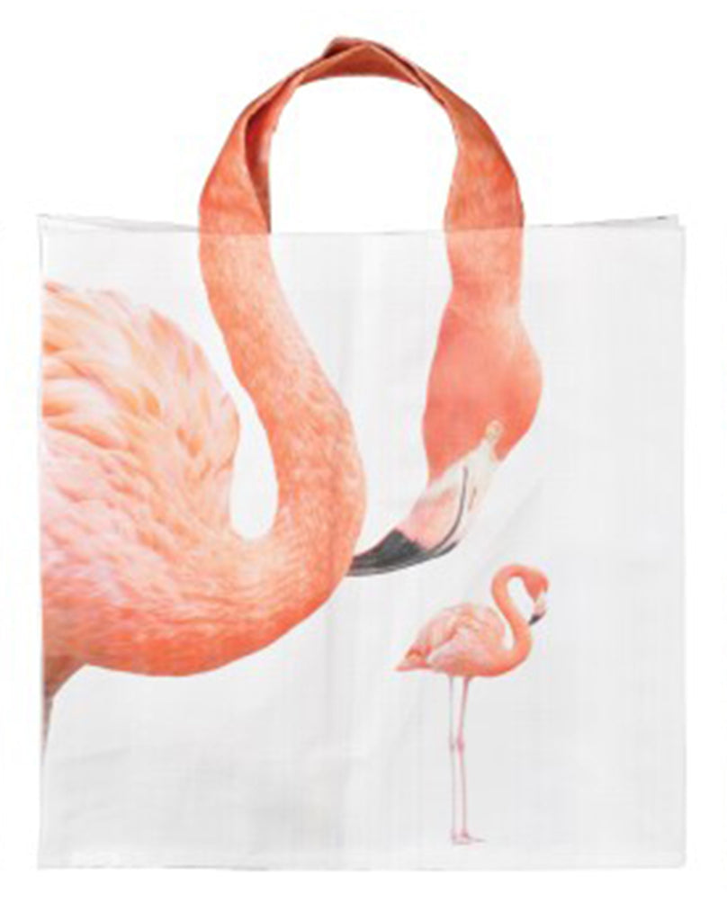 Flamingo Shopping Bag