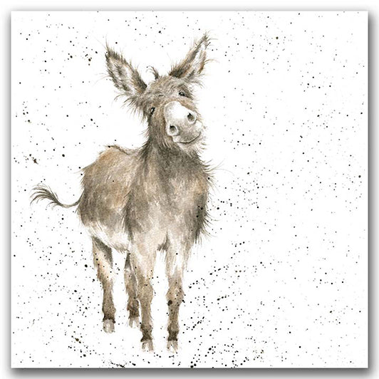 Gentle Jack Greeting Card