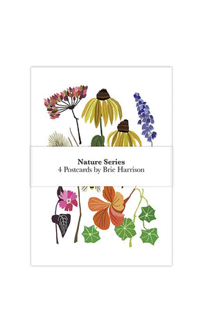 Brie Harrison Postcard Pack - Nature Series