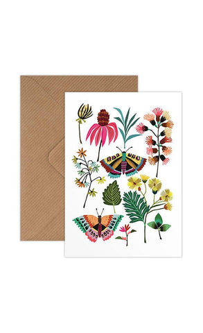 Brie Harrison Greeting Card - Butterflies