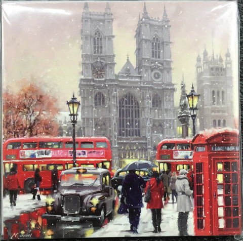 'Westminster Abbey' Christmas Cards