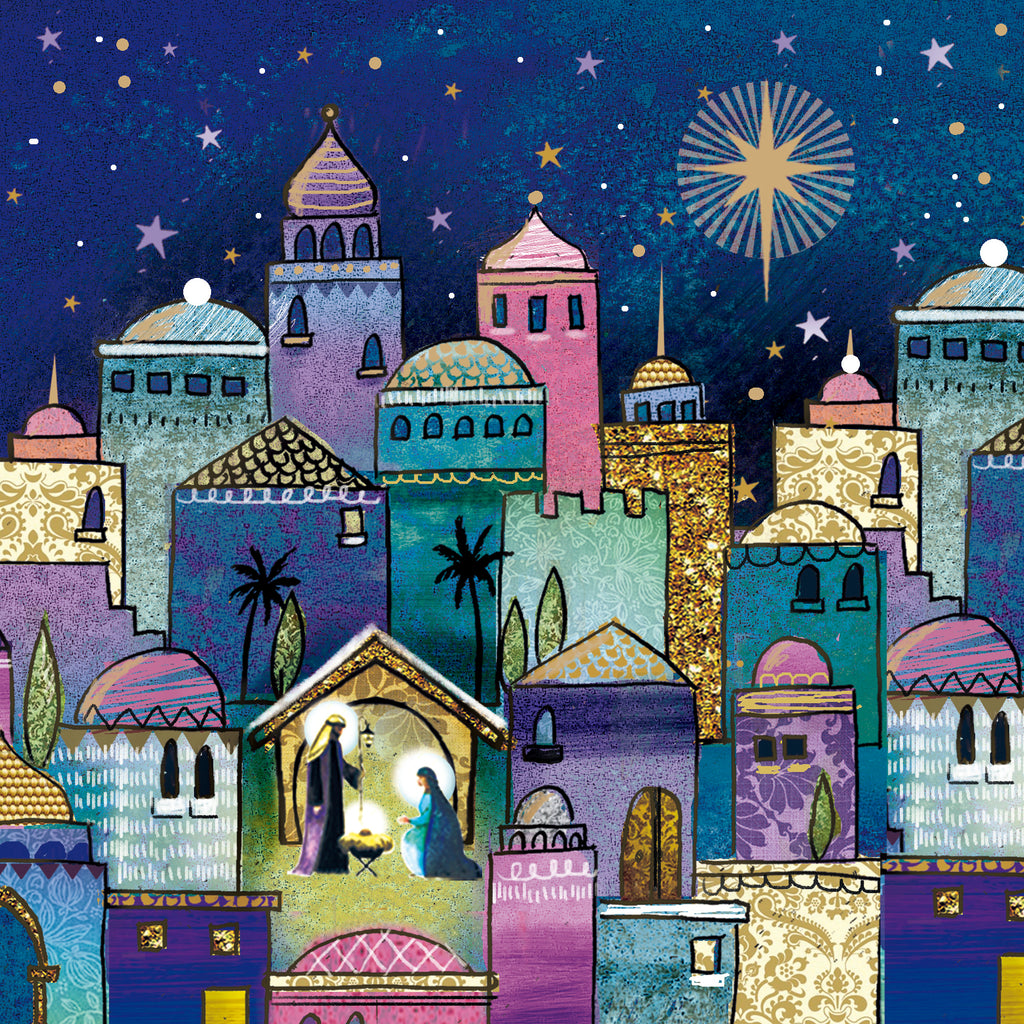 Christmas Cards - Bethlehem
