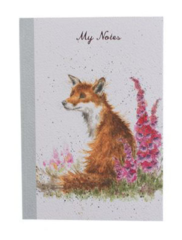 A6 Foxgloves Notebook