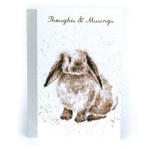 A6 Rabbit Notebook