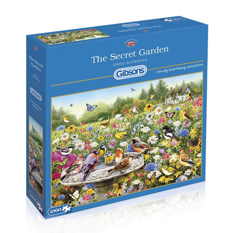 Jigsaws - The Secret Garden