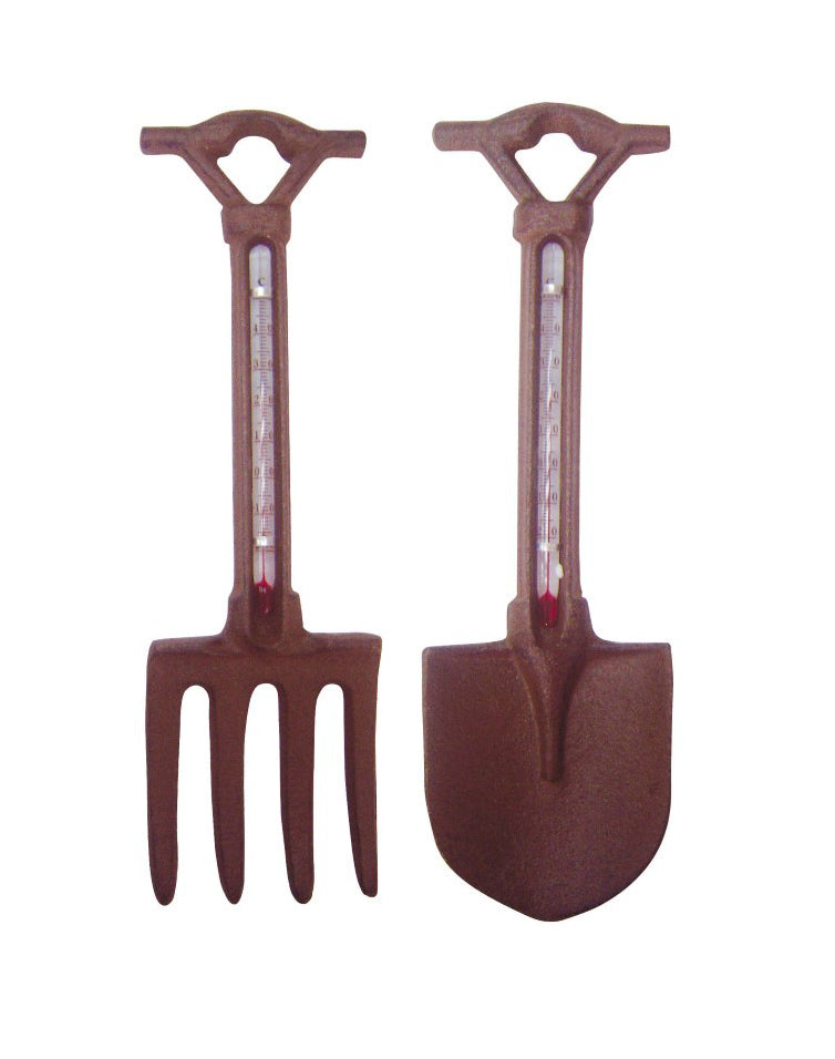 Fallen Fruits Fork/Spade Thermometer (Mixed)