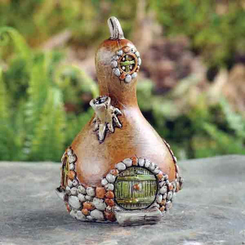 Fiddlehead Fiary Garden - Village Gourd House