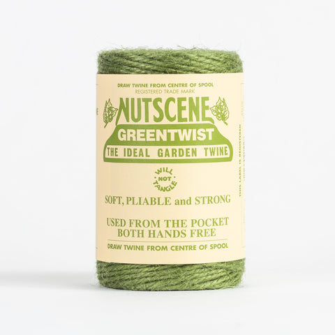 Nutscene Twine Ltd Green Twist