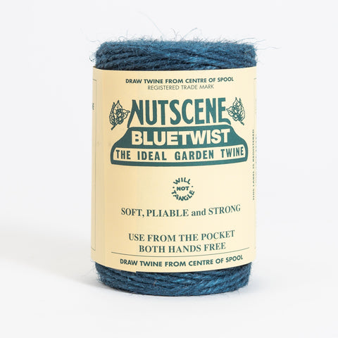 Nutscene Twine Ltd Blue Twist