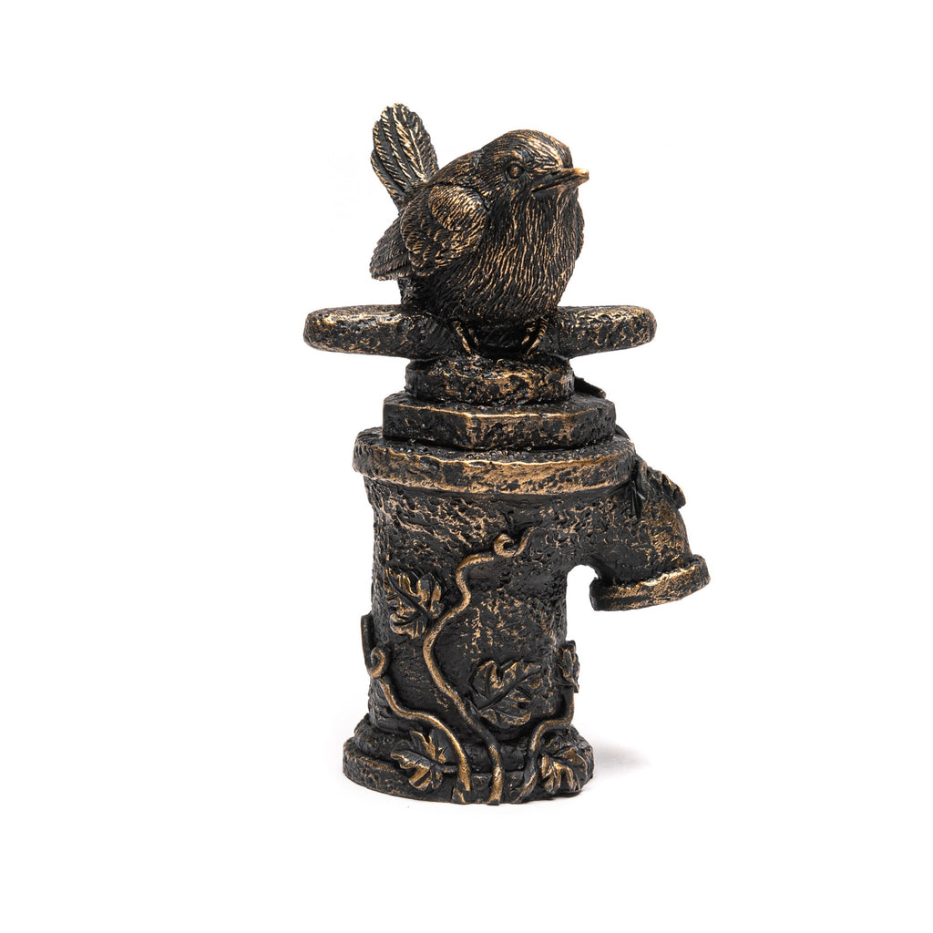 Potty Feet Cane Companion Wren on Tap