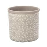 Burgon and Ball Indoor Pots - Tuscany Small Grey