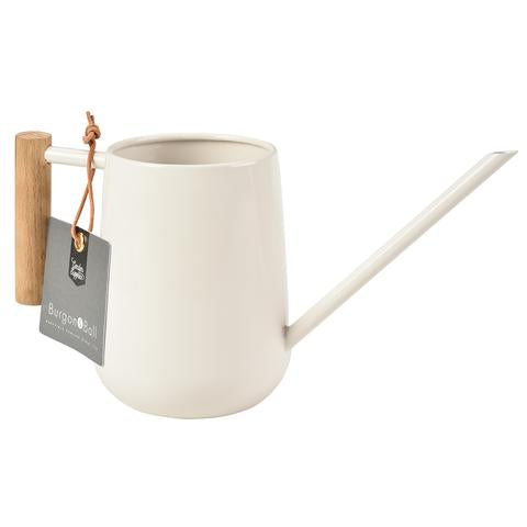 Burgon and Ball Indoor Watering Can -  Cream