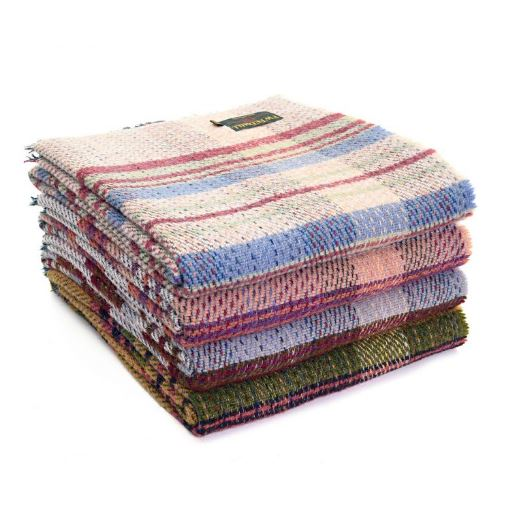 Tweedmill - Recycled Throws Large