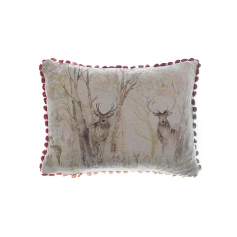 Voyage Cushion Enchanted Forest