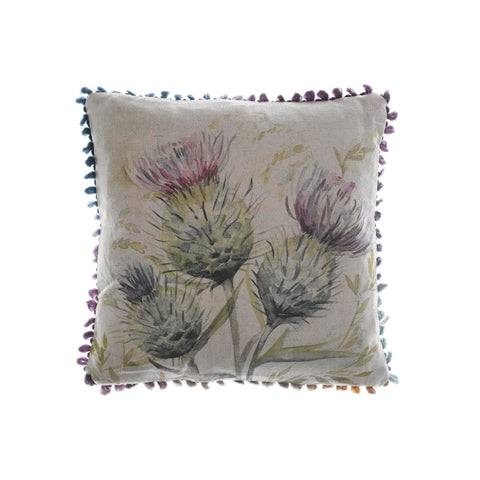 Voyage Cushion Thistle Glen