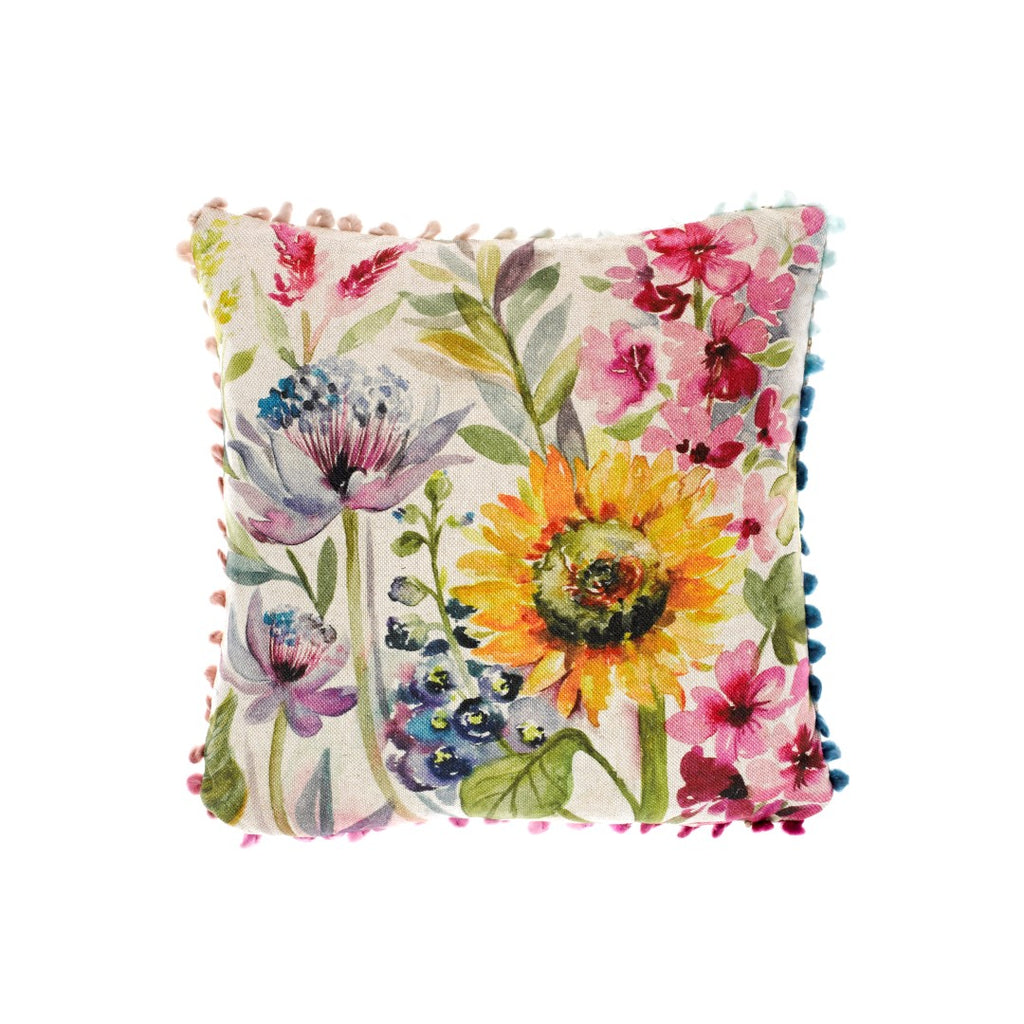 Voyage Cushion Sunflower