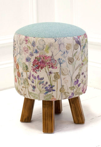Voyage Footstool Hedgerow