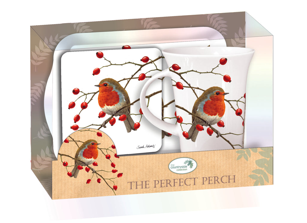 The Perfect Perch Tea time gift set