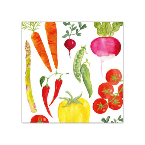 Napkins - Veggies Table Napkin