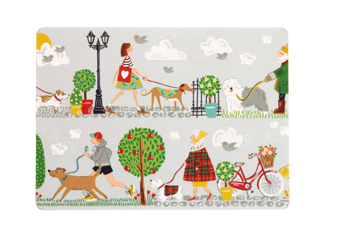 Walkies Placemats pack of 4 Ulster Weavers