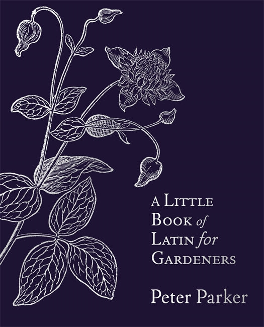 Book - Latin for Gardeners