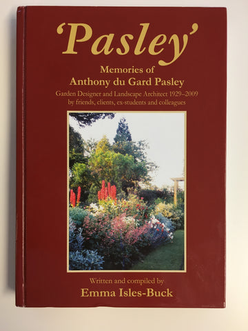 Pasley - Memories of Anthony du Gard Pasley