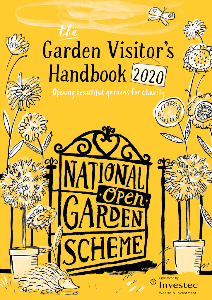 National Garden Scheme Handbook 2020 DISCONN