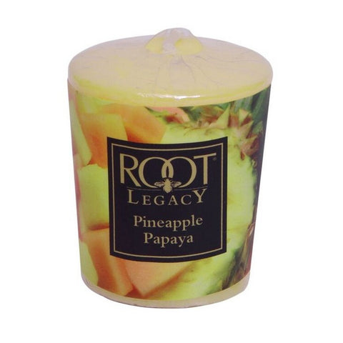 Pineapple Papaya Votive