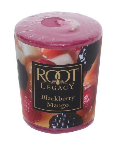 Blackberry Mango Votive